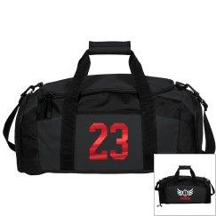 Juan. Football bag