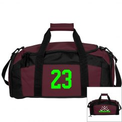 Samantha. Hockey bag