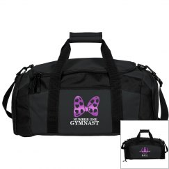 HALL girl. Gymnastics bag