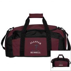 Russell. Gymnastics bag