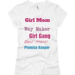 Girl Mom