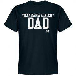 VMA NEW DAD YEAR TEE