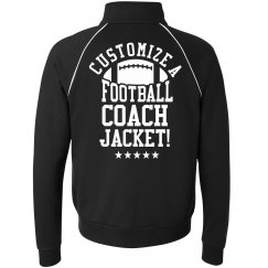 Coach's Custom Jacket