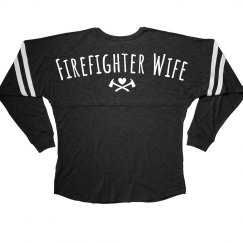 Firefighter Wife Slub