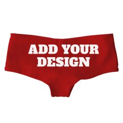Custom Panties For Her