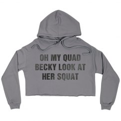 Funny Fitness Quad Squat