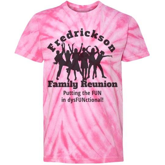 77687b7c8 Dysfunctional Reunion Youth Tie-Dye Cyclone Pinwheel T-Shirt