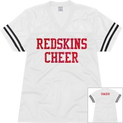 North High Cheer Jersey