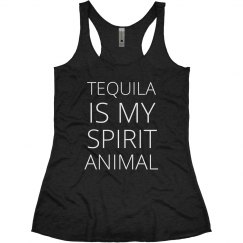 Spirit Animal Tequila