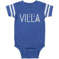 INFANT Villa VINTAGE SPORTS BODYSUIT