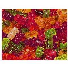 Cute Gummy Bears Puzzle