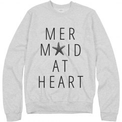 Mermaid At Heart Pullover