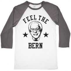 Feel The Bern with Bernie's Face
