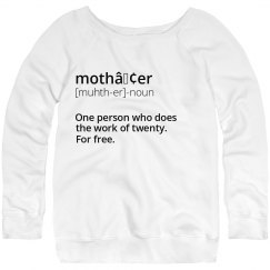 Power Mom Definition Gift