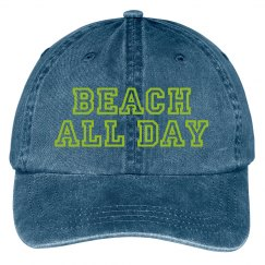 BEACH ALL DAY HAT