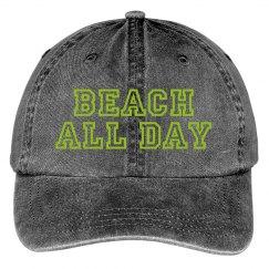 BEACH ALL DAY HAT