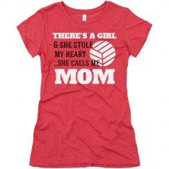 Volleyball Mom's Stolen Heart