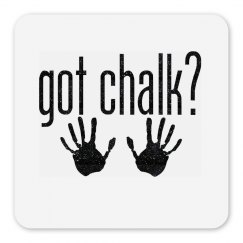Got chalk magnet