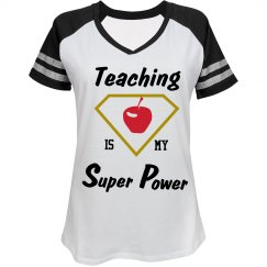 Teaching is my Super Power