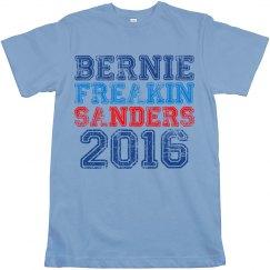Bernie Freakin Sanders