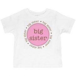 Big Sister Original Toddl