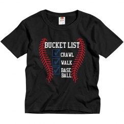 Baseball Bucket List