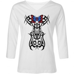 Tribal Butterfly symbol