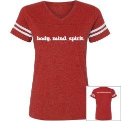 body. mind. spirit.