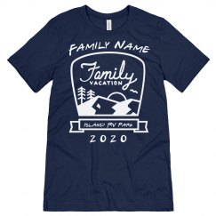 Customize your Family Shirt