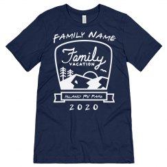 Customize your Family Shirt