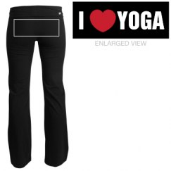 I love yoga by Traci K
