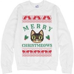 Merry Christmeows