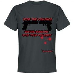 STOP DA VIOLENCE