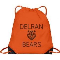 Delran Bears Bag