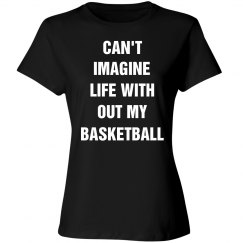 Can't imagine no basketball life
