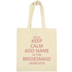 Bridesmaid bag,