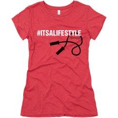 #itsalifestyle-tee 2.0