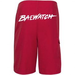 Beach Party Bae Watch Parody