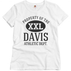 Davis athletic department