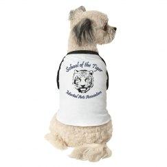 Traditional Dog Raglan with Logo