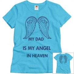 Dad Tshirt Angel