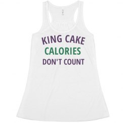 King Cake Calories Don't Count
