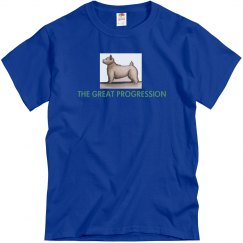 The Great Progression Unisex T-Shirt