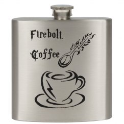 Firebolt Coffee Flask