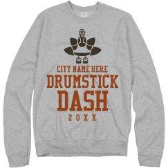 Custom Drumstick Dash Run