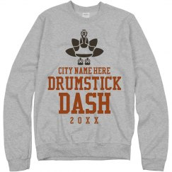 Custom Drumstick Dash Run