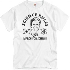Bill Nye March For Science Politics
