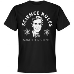 Bill Nye March For Science Rules
