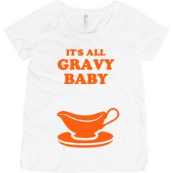 Gravy Baby Thanksgiving