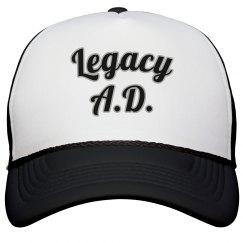 Legacy A.D. Trucker Cap